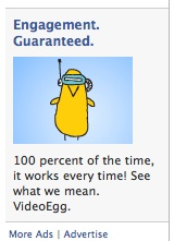 Engagement guaranteed Facebook ads