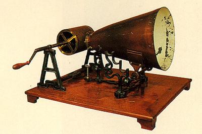 Phonoautograph